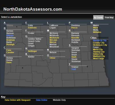North Dakota Assessors