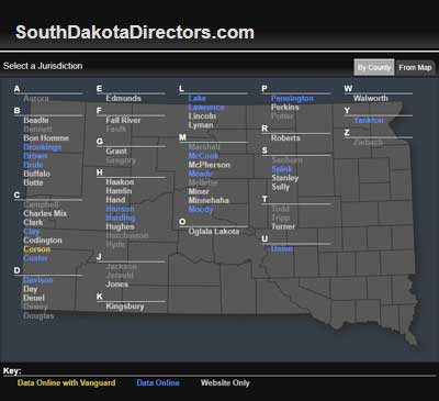 South Dakota Directors