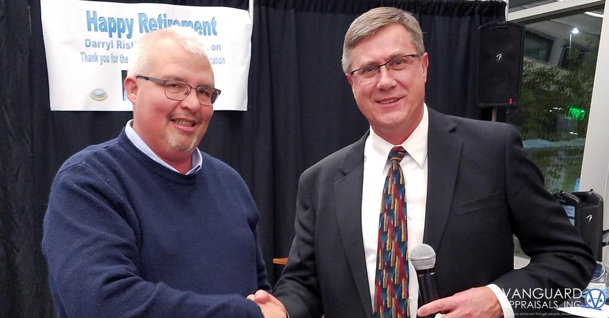 2019 Longevity Award Recipient Rick Fritz