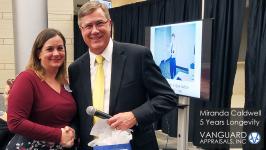 2020 Longevity Award Miranda Caldwell